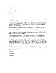 neha avasthi letter of intent lcp 2013 by archita mishra issuu