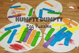 Image result for humpty dumpty bandaid project