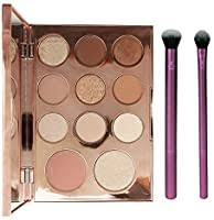 Real Techniques <b>Eye Shade</b> and Blend Eyeshadow Makeup Brush ...