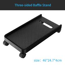 <b>ORICO Computer CPU Stand</b> with Wheels Stable Vertical Stand For ...