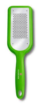 <b>Тёрка</b> мелкая <b>Victorinox</b>, <b>26</b> см, АБС-пластик/сталь, зелёная, в ...