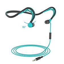 Wired Neckband Running <b>Earphone Outdoor</b> Sports: Amazon.co.uk ...