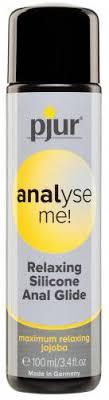 <b>Расслабляющий</b> силиконовый <b>анальный</b> лубрикант Pjur Analyse ...