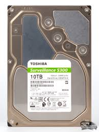 Обзор <b>жестких дисков Toshiba</b> S300 (10 Тбайт) и V300 (2 Тбайт ...