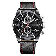 <b>MINI</b> FOCUS Fashion Watch Men's Sport Waterproof Watch with ...