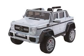 <b>Электромобиль Barty Mercedes-Maybach G650</b> Landaulet - G650 ...