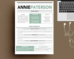 resume template design structured creative resume  seangarrette coresume creative template sample with creative director and senior marketer work experiences   resume template design structured creative