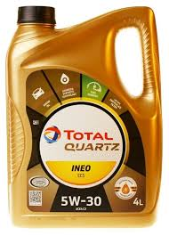<b>Моторное масло TOTAL Quartz</b> INEO ECS 5W30 4 л — купить по ...