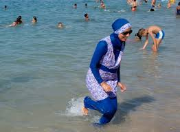 French <b>Muslims</b> Targeted by <b>New Swimwear</b> Ban