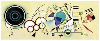 <b>Wassily Kandinsky's</b> 148th Birthday
