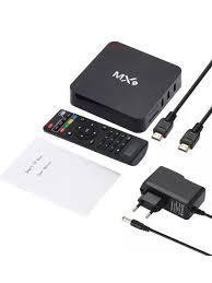 <b>Тв приставка</b> mx9 <b>smart</b> box <b>tv android</b> Lemon Tree 9195009 в ...