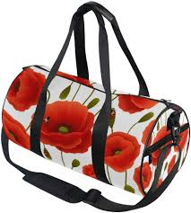 Orange <b>Tie Dye</b> Gym Bag Gym Totes