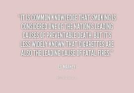 It is common knowledge that smoking is considered one of the ... via Relatably.com