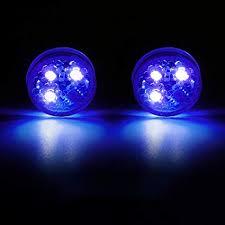BONNIO <b>2pcs</b> Universal Car <b>Door LED</b> Open Warning Flash Light ...