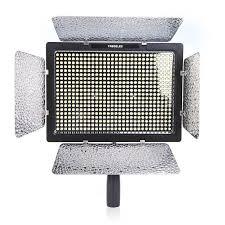 Осветитель YongNuo LED YN-608 3200-5500K - Агрономоff