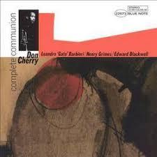 <b>Don Cherry</b> - <b>Complete</b> Communion - LP – Rough Trade