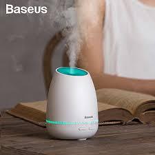 <b>Увлажнитель</b>-ароматизатор <b>Baseus Creamy</b>-<b>white</b> Aroma Diffuser ...