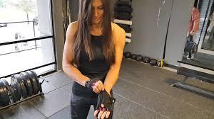 Try <b>Better Bodies</b> gym gloves <b>designed</b> for women! [Video] | Fitness ...