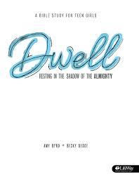 dwell student book amy byrd com books