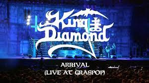"King Diamond ""<b>Arrival</b> (Live at Graspop)"" (OFFICIAL) - YouTube"