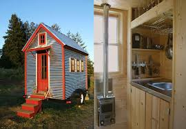 XS House Tumbleweed Tiny House Plans   Tiny Houses For Sale  Rent    The XS House