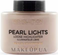 Makeup Revolution Pearl Lights Loose Highlighter - <b>Хайлайтер</b> ...