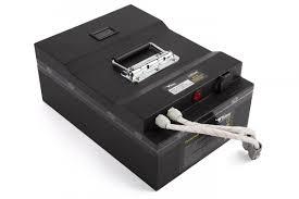 <b>Литиевый</b> тяговый <b>аккумулятор RuTrike</b> (18650 MnCoNi) 24V50A/H