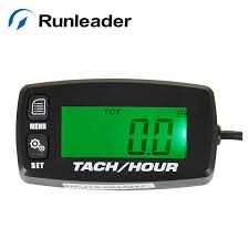 RL HM032R Runleader <b>Backlight Digital LCD</b> battery replaceable ...