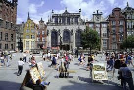 Altstadt von Danzig