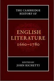 The New Cambridge <b>History</b> of English Literature - <b>John Richetti</b> ...