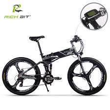 <b>RichBit RT 860</b> 36V*250W 12.8Ah Mountain Hybrid Electric Bicycle ...