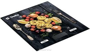 Кухонные <b>весы Delta КСЕ-35 Спагетти</b> — купить в интернет ...