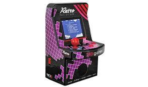 Buy RED5 Retro <b>Mini Arcade Machine</b> | Retro gaming consoles ...
