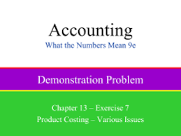 AGENDA  JOB ORDER COSTING Calculate the cost of coffee mugs sold that would be reported in the