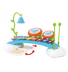 Hulie <b>Toys</b> HT 909 Ксилофон с муз и светом Интерактивные и ...