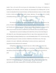 prime essay writings sample brand strategy for the supermarket indust  increasing globalised  prime essay