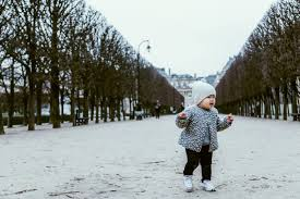 Traveling with a <b>Baby</b> During <b>Winter</b> - The Chriselle Factor