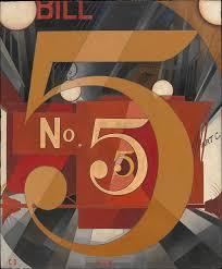 Charles Demuth | I Saw the <b>Figure</b> 5 in <b>Gold</b> | The Metropolitan ...
