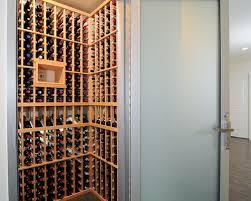 wine closet home design photos chic minimalist wine cellar design decorated