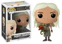 <b>Funko Pop</b>! Television - Game of Thrones: <b>Daenerys Targaryen</b> with ...