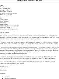 media sales coordinator cover letter sales coordinator cover letter