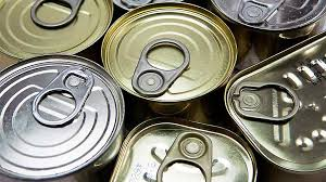 Image result for tinned bottles