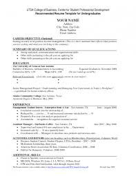 a good resume objective for a college student resume objective resume objective samples for college students good resume examples for high school students
