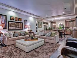 Living Room And Kitchen Living Room Layouts And Ideas Hgtv
