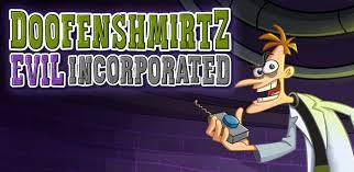 Image result for doofenshmirtz evil incorporated