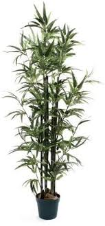 De Vielle <b>Artificial Bamboo Tree</b> Realistic Home Plant Decoration ...