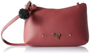 Baggit Women's Cosmetic Bag (Mauve) - Walmart.com - Walmart.com