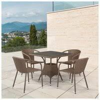 «<b>Комплект мебели</b> из искусственного ротанга <b>Afina</b> garden T25B ...