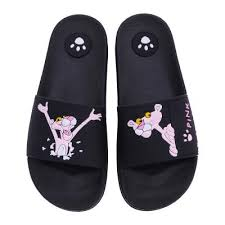 2019 <b>new</b> pink leopard slippers, women's <b>summer</b> home <b>indoor soft</b> ...