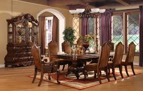 Formal Dining Room Chair Covers Fabulous Dining Table And Chairs Which Is Installed In Elegant